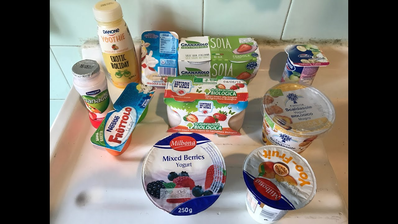 How To Choose Yogurt And Non Toxic Kinds Of Plastic Youtube