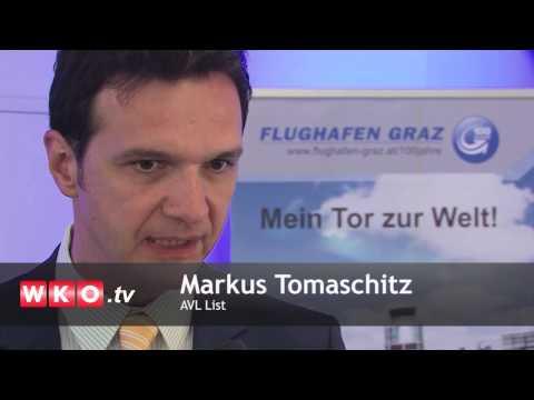 Flughafen Graz: Tolle Architektur, Gut Verankert, Aber Zu Teuer
