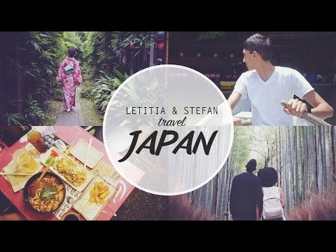 ✂ Japan Travel Vlog - Kyoto: Kimono Rental & Riverside Restaurants