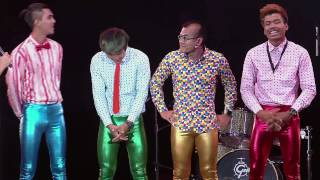 Bie The Ska @ YouTube FanFest Thailand 2015