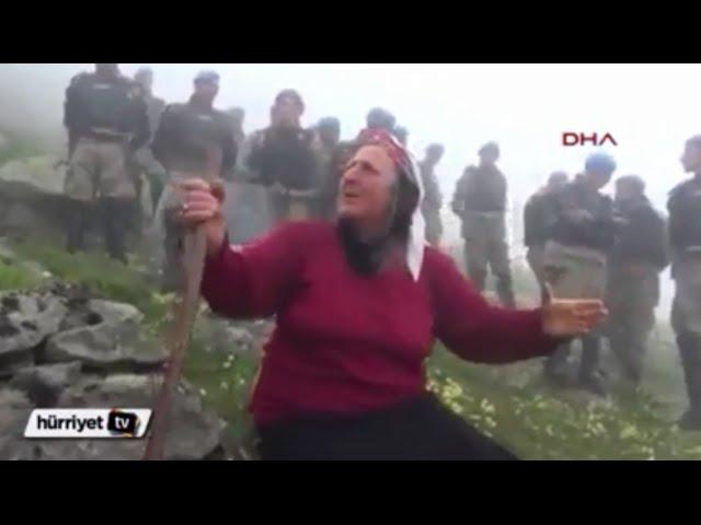 Yeşil Yol'a Havva Ana isyanı: 'Halkım ben!'