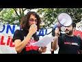 Solidarité canadienne à Montréal pour les monts Kaz