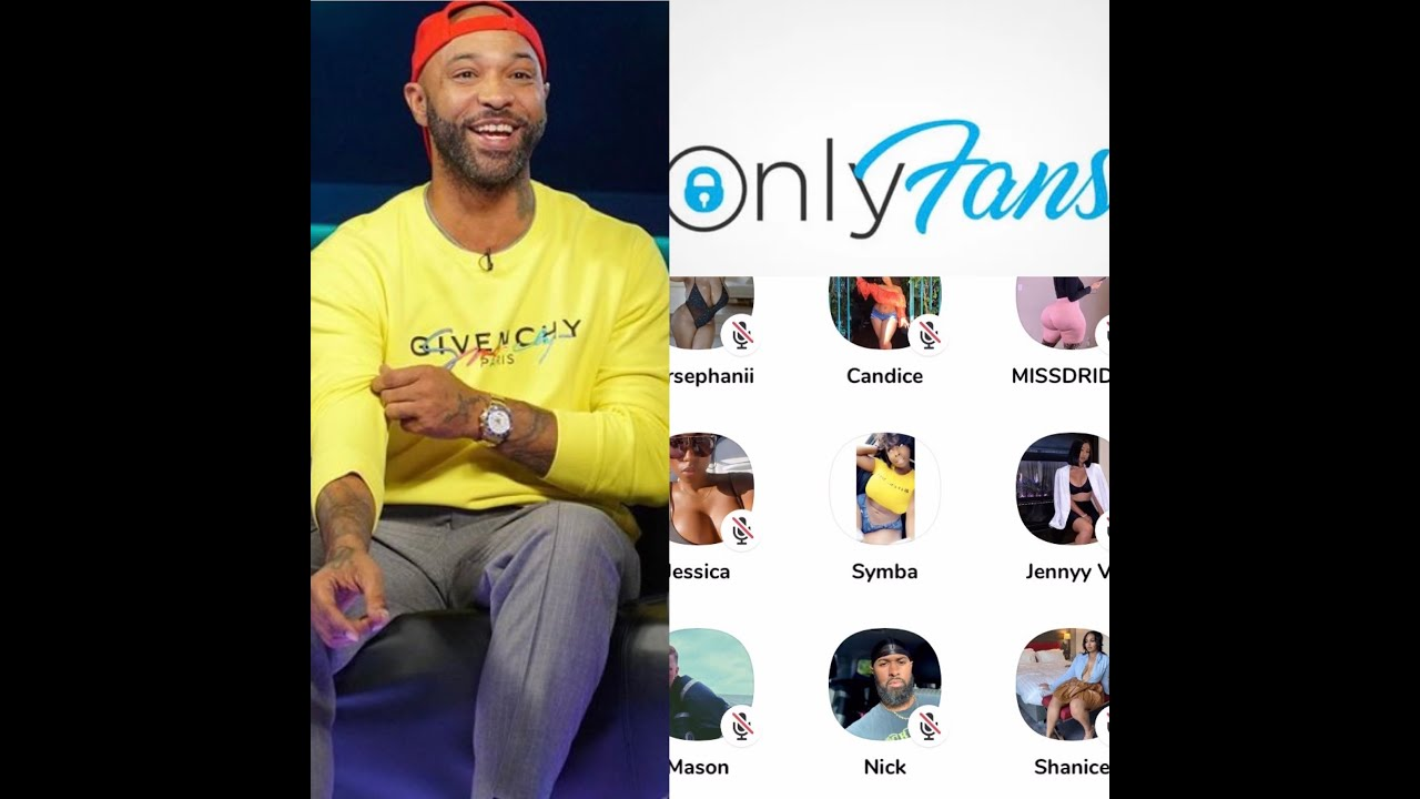 Joe Budden REVEALS His SECRET ONLYFANS ACCOUNT On CLUBHOUSE