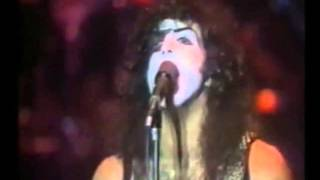 Kiss - Tomorrow And Tonight