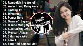 Download DJ terbaru 2020 - Rembulan Ing wengi - welas hang Reng kene-lintang ati Full bass remix`