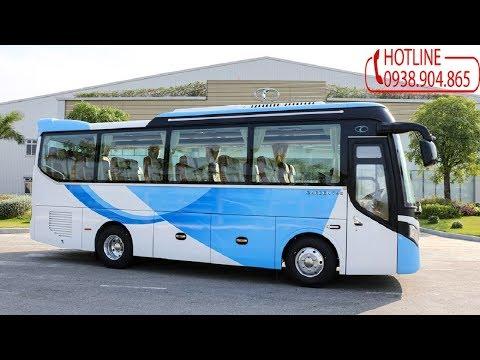 Xe khách 29 chỗ Thaco Garden TB79s - Xe khách ghế ngồi cao cấp 29 chỗ Liên hệ Hotline: 0938.904.865