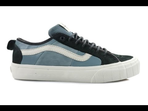 b6212456a0c Shoe Review  Vans Vault x Taka Hayashi  Leather  TH Court Lo LX (Phantom)