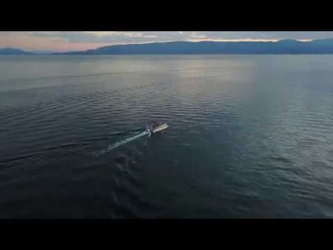 Drone footage of Montana in July
