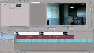 Как сделать видео в Sony Vegas(делаем мувик для Counter Strike Source в программе Sony Vegas 11.0 PRO Превью к этому уроку http://www.youtube.com/watch?v=OCMnoHGWkDw Magic ..., 2012-06-14T19:59:33.000Z)