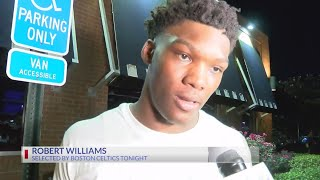 Robert Williams is headed to the Celtics
