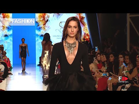 SYLWIA ROMANIUK 4th Arab Fashion Week Ready Couture & Resort 2018 - Fashion Channel