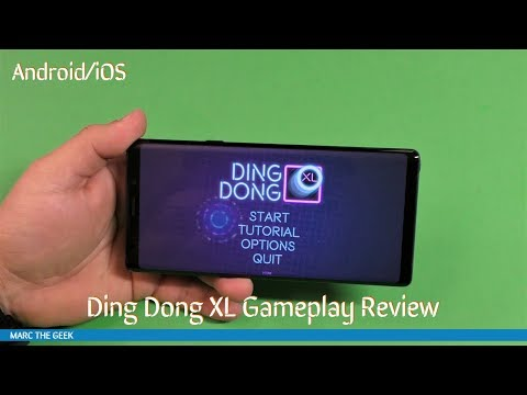 Ding Dong XL Gameplay Review (Android/iOS)
