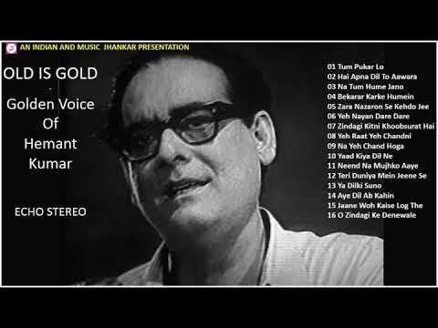 old-is-gold---golden-voice-of-hemant-kumar---echo-stereo-ii-2019