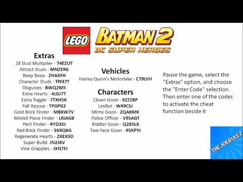 Lego marvel superheroes cheat codes ps3 – The Best Free Music ...