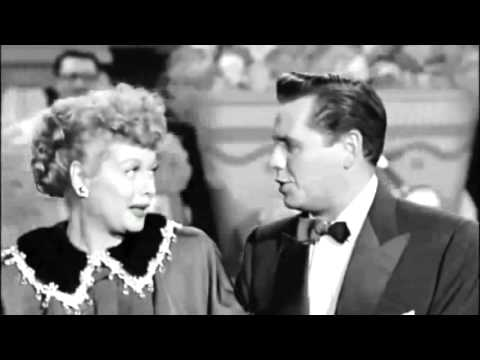 Lucy Ricardo Tells Ricky They Re Having A Baby