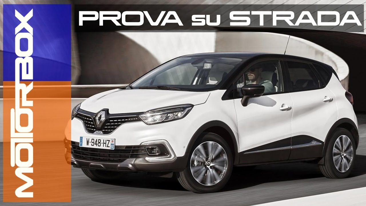 nuova renault captur 2017 suv compatto alla francese youtube. Black Bedroom Furniture Sets. Home Design Ideas