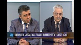 Азербайджан, Россия, Иран создадут СП для строительства железной дороги Решт-Астара