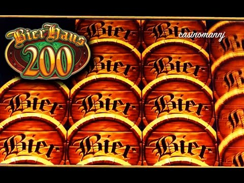 Totally Free Online Bier Haus 200 Slot Machine