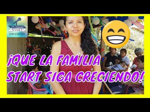 LA FIESTA CONTINUA CON EL SALVADOR START
