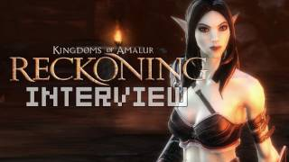 Kingdoms of Amalur_ Reckoning Interview! Combat, Crafting, Quests, Length and More