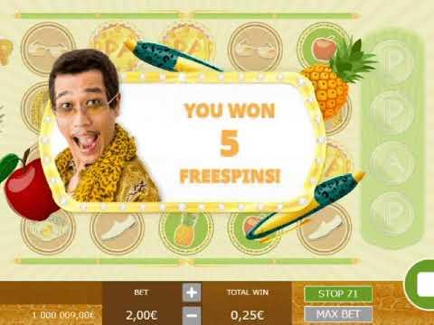 PPAP Slot(Pen-Pineapple-Apple-Pen)Big Win