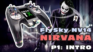 FlySky NV14 NIRVANA Transmitter - P1: INTRO
