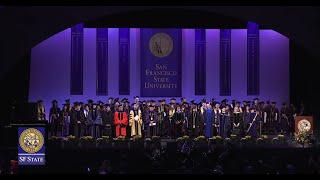 2019 Graduate Convocation
