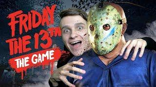 ПЯТНИЦА 13 • ТОТАЛЬНОЕ УНИЖЕНИЕ ЗА ДЖЕЙСОНА! • Friday the 13th: The Game