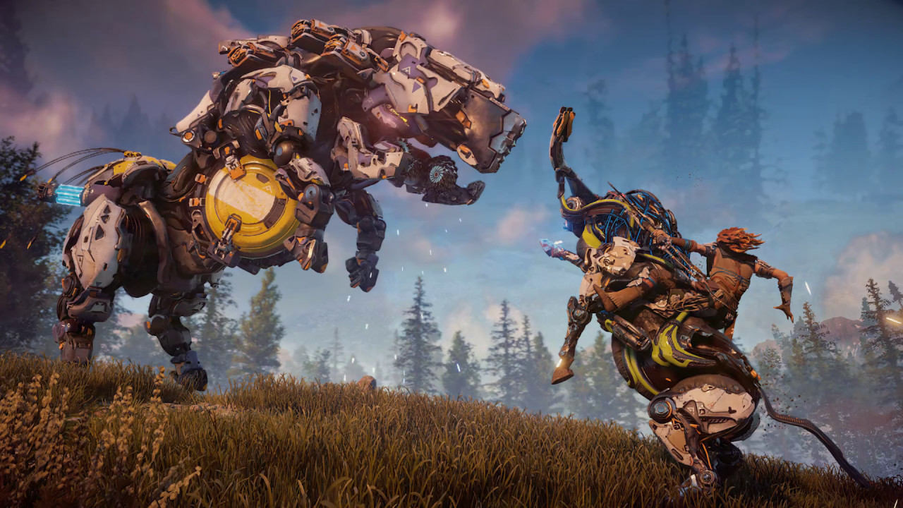 Horizon Zero Dawn – MOST AMAZING PICTURES Picked by GUERRILLA (Photo Mode Competition Week 1 & 2)