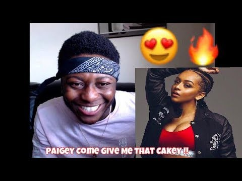 PAIGEY BE MY BABY | Mulla Stackz ft. Paigey Cakey - She Moving (Remix) | GRM Daily - REACTION