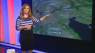 تعرف كيف يصل السوريين إلى أوروبا سيراً على الأقدام  ؟  - آخر الأسبوع