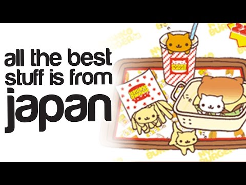 Cute & Funny Japanese Characters from San-X - All the Best Stuff is from Japan