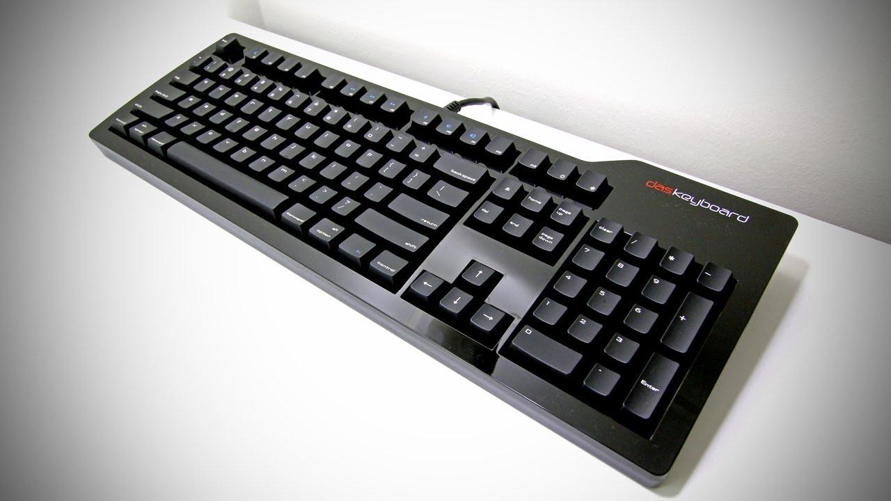 Das Keyboard For Mac Unboxing (Das Model S Professional Mechanical ...
