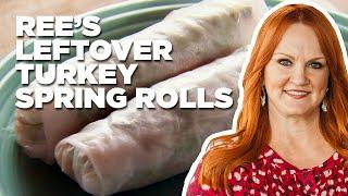 Ree's Leftover Turkey Spring Rolls | Food Network