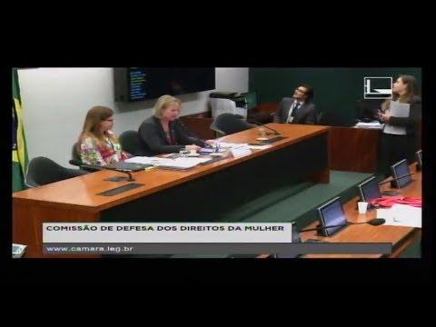 DEFESA DOS DIREITOS DA MULHER - Reunião Deliberativa - 16/05/2018 - 11:55