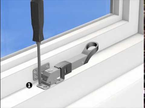 Threshold slot drain