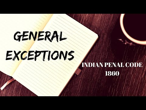 TRIVIAL ACTS. INDIAN PENAL CODE 1860. GENERAL EXCEPTIONS SECTION 76-106.