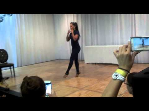 Griselle Ponce Body Movement/Ladies Styling