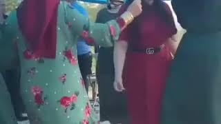 Türbanlı Düğünde Çoştu