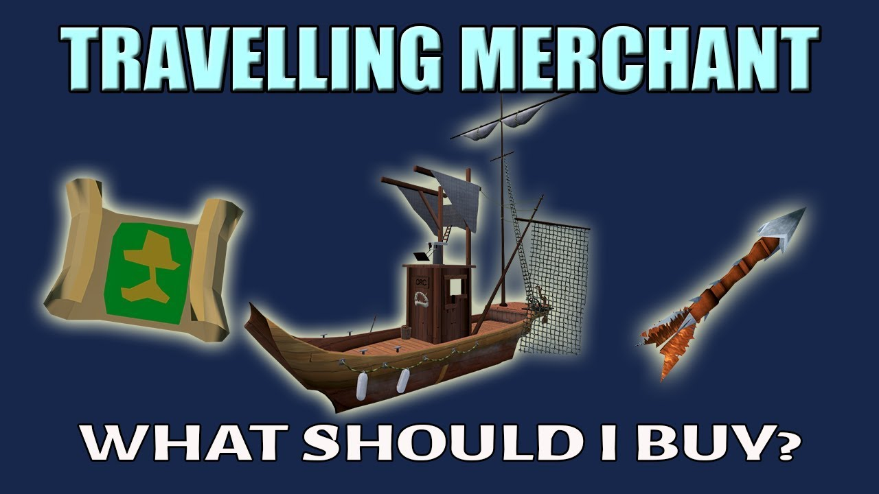Travelling Merchant Guide & Review [Runescape 3]