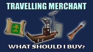 Travelling Merchant Guide & Review [Runescape 3]