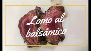 LOMO BALSÁMICO | APEMEDE