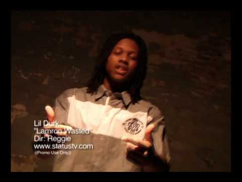 """Lil Durk """"Lamron Wasted"""" Video"""