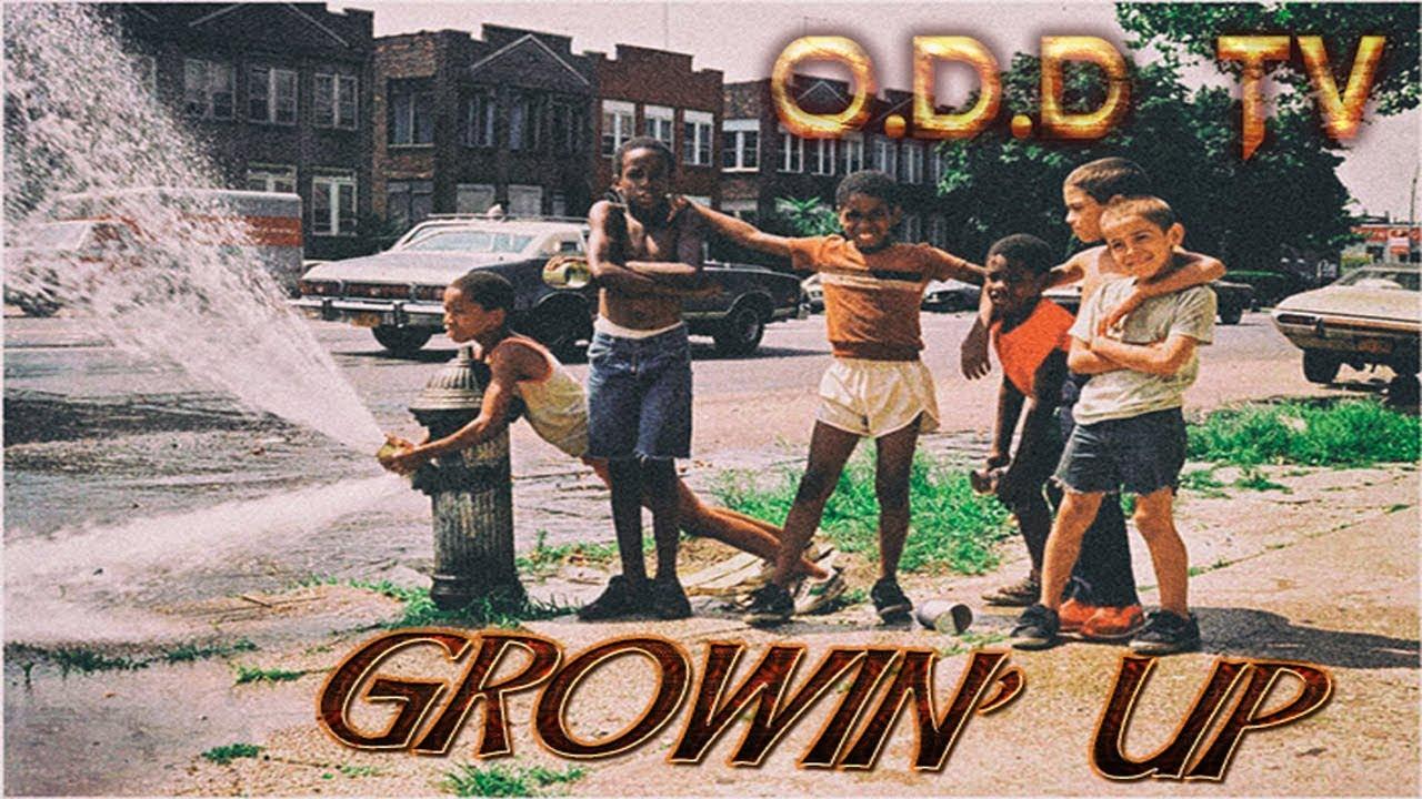 O.D.D TV | Growin' Up | Heartfelt Country Rap Song ▶️️
