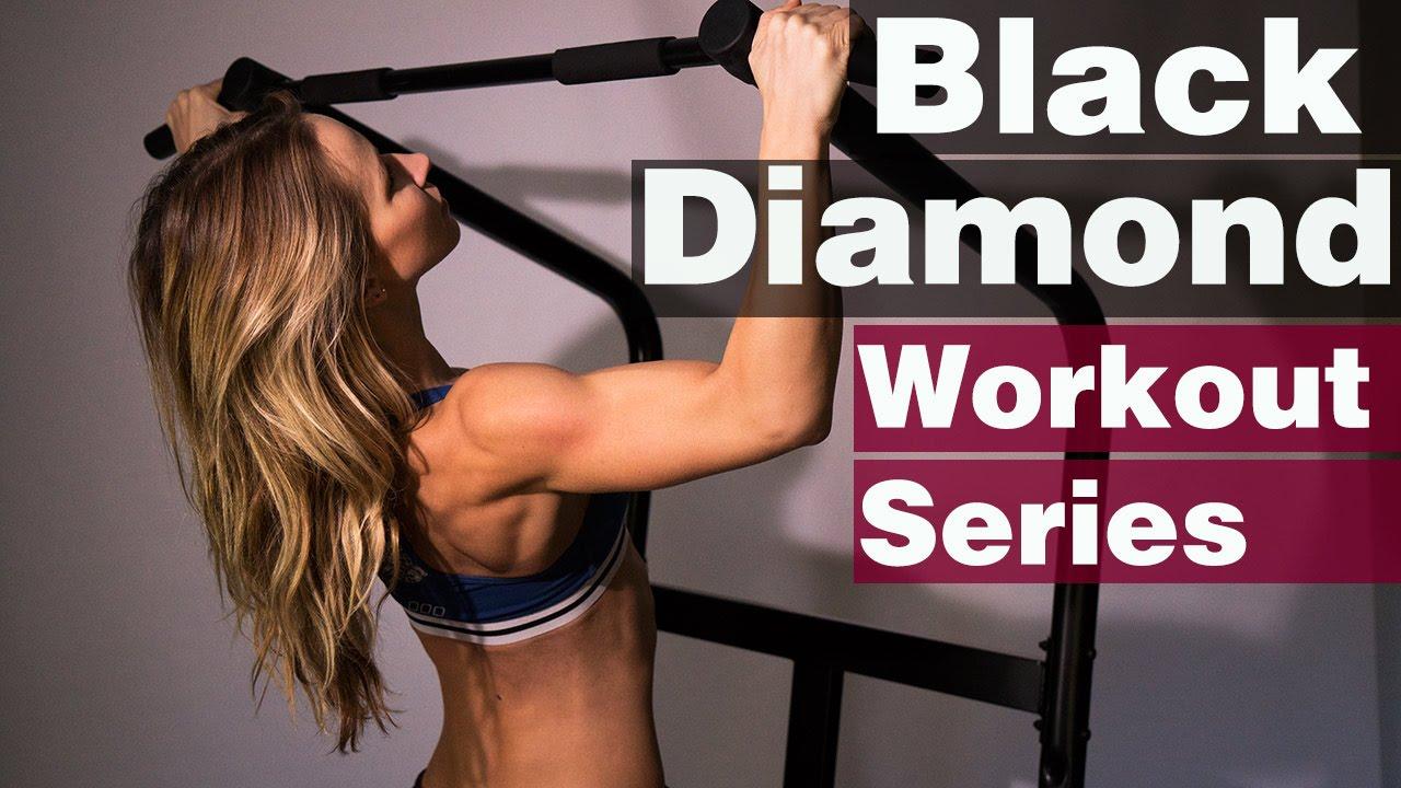 Black Diamond Workout Series - Upper Body & ABS!!!!