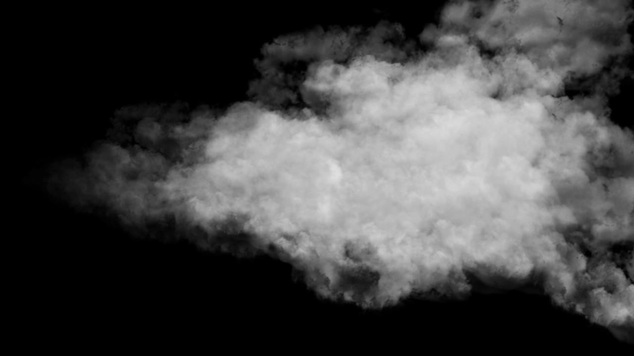 フリー素材 煙 smoke_01 - YouTu...