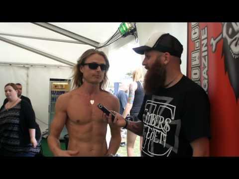Wolf Bloodstock Festival Interview 2015
