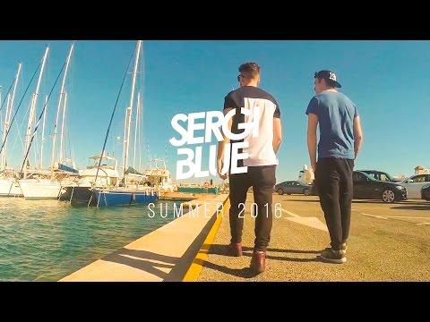 Sergi Blue - Summer 2016
