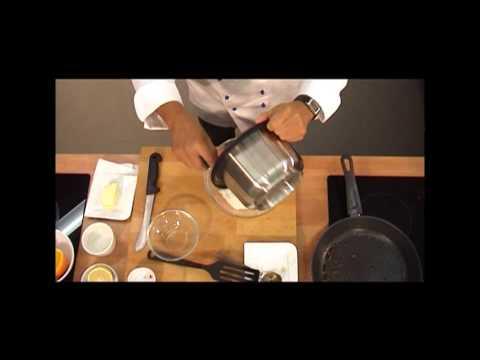Riaz can cook - Australien food   Entenbrust mit Mango Sauce