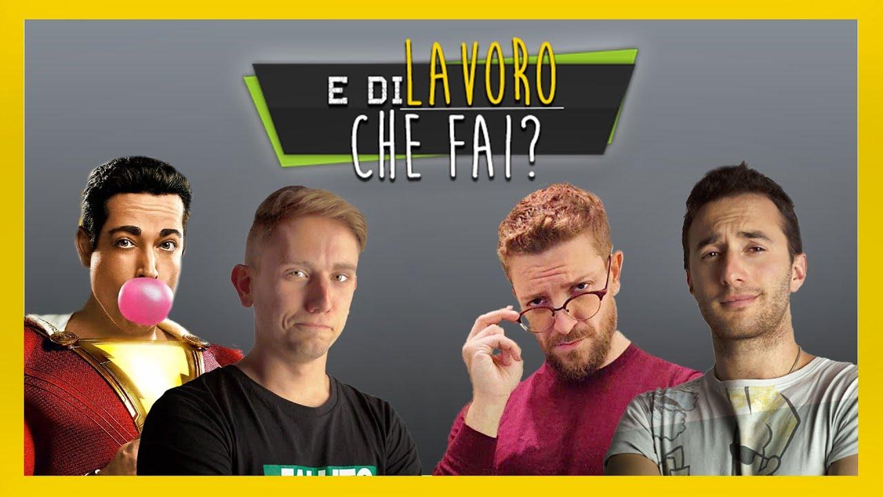 """""""E Di Lavoro Che Fai?"""" Ft. @Maurizio Merluzzo: """"Cotto e Frullato"""", Shazam e... ⎮ Slim Dogs LIVE"""